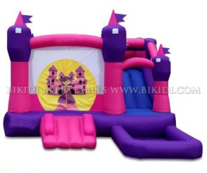 Princess Palace Inflatable Combo with Slide H1003 pictures & photos