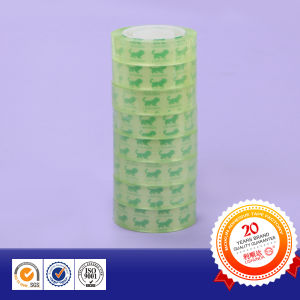 Transparent Strapping Tape School and Office Stationery Tape pictures & photos