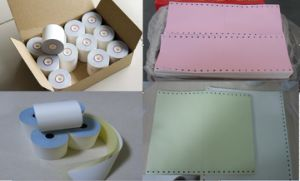 Carbonless Paper Roll Ream Sheet pictures & photos