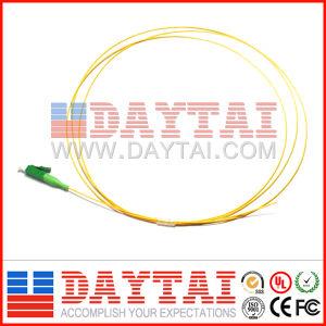 LC/APC Sm Simplex 0.9mm Fiber Optic Pigtail pictures & photos