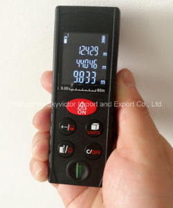 Economicall 40m Laser Distance Meter SD80 pictures & photos