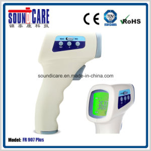 2017 No Contact Infrared Thermometer with 2-Year Warranty (FR907) pictures & photos
