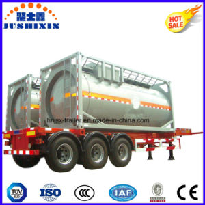 24m3 Fuel Oil Storage 20FT Tank Container pictures & photos