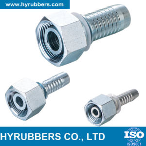 20211 Metric Male Flat Seat Hose Fittings pictures & photos