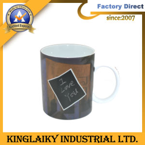 High Tempretue Porcelain Promotional Ceramic Mug (KAC-026) pictures & photos