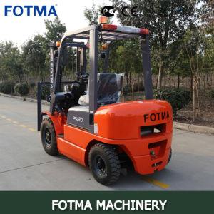 Fotma Cpcd20 2000kg 2t 2ton 2 Ton Diesel Forklift pictures & photos