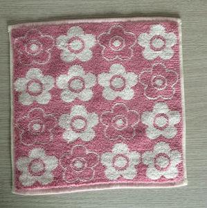 Nice Design Hand Towel with Jacquard Style