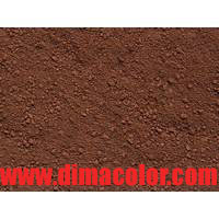 China Iron Oxide Brown For Paint Coating 663 China