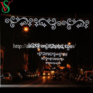 Wholesale Commercial Lamppost Street LED Motif Lights Rope Light Motif pictures & photos