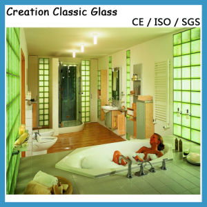 Pattern Glass Block Construction Material pictures & photos