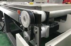Corrugated Carton Box Cutter Digital Oscillation Swiss Imported Knife Cutting Plotter Machine pictures & photos