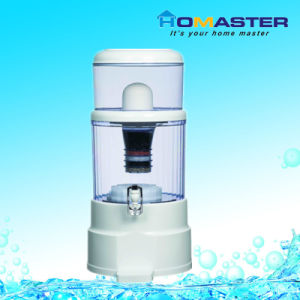 Bio Mineral Water Purifier with Tap (HQY-22LB) pictures & photos