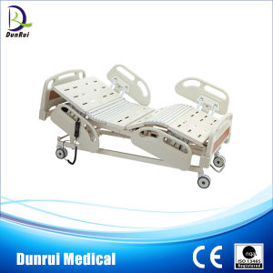 Electric Five Function Hospital Bed Hospital Equipment