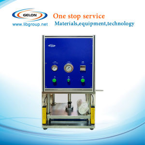 Semi-Automatic Die Cutter for Pouch Cell Electrode Sheet - Gn-Msk-180 pictures & photos
