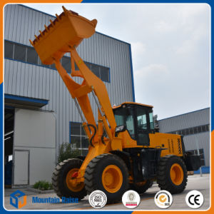 Heavy 2.5ton Wheel Loader with Various Brand Engine pictures & photos