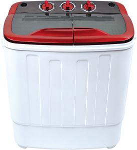 Twin Tub Washing Machine Red (HM36BC)