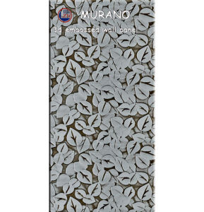 Zhihua 3D Embossed Interior Decorative MDF Wall Panel Il13 pictures & photos