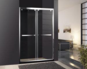 Slow Rebounding Sliding Shower Door/Sliding Shower Door/Shower Unit