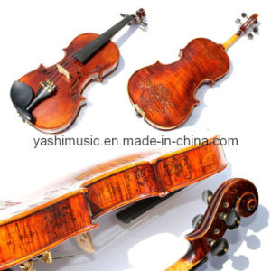 Advanced Varnished Violin (YSV015)