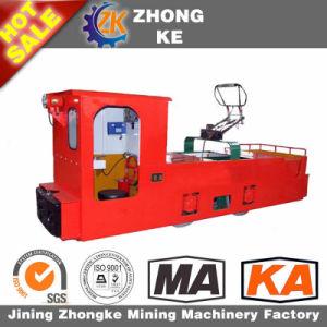 Zhongke Mine Electric Locomotive pictures & photos