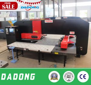 T50 CNC Punching Machine Hydraulic Punch Press with Amada Tools Turret Punching pictures & photos