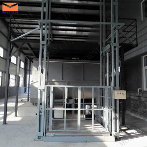 3500kg Goods Lift for Warehouse pictures & photos