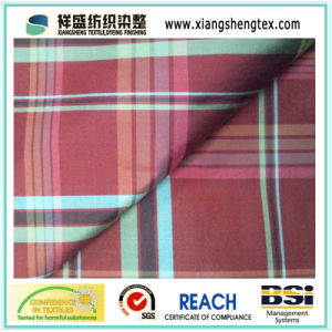 Yarn Dyed Douppioni Pongee Silk Fabric (100% Silk Fabric) pictures & photos