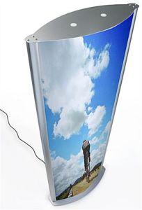 Vertical Biconvex LED lens Light Box-TPH pictures & photos