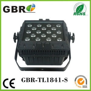 18PCS X 10W Outdoor LED City Color Wall Wash Light
