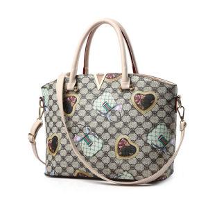 New Ladies Handbag Women Shopping Leather Bag Tote Hobo Bag pictures & photos