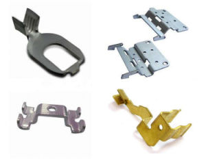 Top Quality Metal CNC Machining with Spare Parts pictures & photos