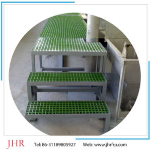 Corrosion Resistant Car Wash FRP Gratings Covers pictures & photos