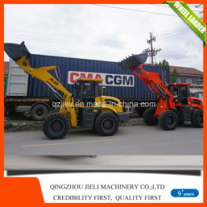 100HP Cummins Engine China Mini Wheel Loader Zl20/Zl920/Zl928 pictures & photos
