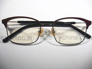 Low Price Wholesale Titanium Eyewear Optical Frames pictures & photos