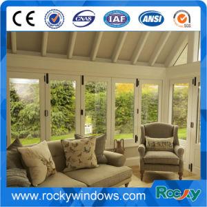 Commercial Aluminium Folding Window pictures & photos