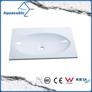 Sanitaryware Polymarble Counter Top Basin Acb0815 pictures & photos