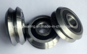 Stainless Steel W Groove Roller Bearing W4 W4X RM4zz pictures & photos