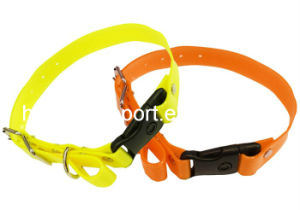 Rustproof Safety TPU Dog Collar (HST117)