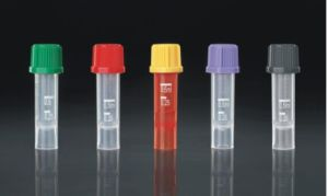 CE and FDA Certificated Micro Collection Tube 0.5ml pictures & photos