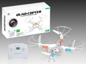 2.4G RC Quadcopter with 6-Axis Gyroscope RC Drone with HD Camera pictures & photos