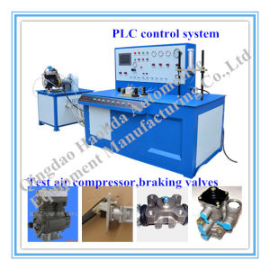 Test Bench for Automobile Braking Valves with PLC Control pictures & photos