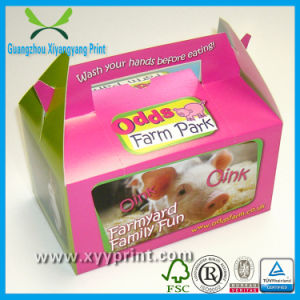Factory Customized Luxury Paper Folding Box Wholesale pictures & photos