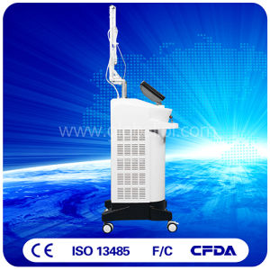 CO2 Fractional Laser Scar and Acne Removal Beauty Machine with USA Metal Tube pictures & photos
