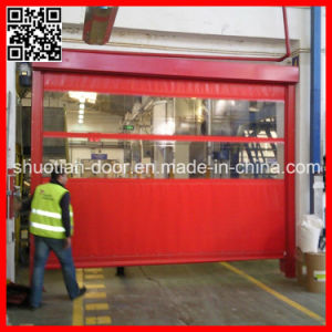 High Performance Speed Automatic Industrial Doors (ST-001) pictures & photos