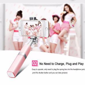 2016 Lip Gloss Selfie Monopod Portable Selfie Stick for Smartphones pictures & photos