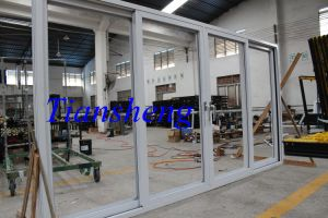 Best Quality 120series Thermal Break Sliding Door with Multi-Sash pictures & photos