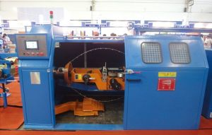 HD-500mm Type Pair Twisting Machine pictures & photos