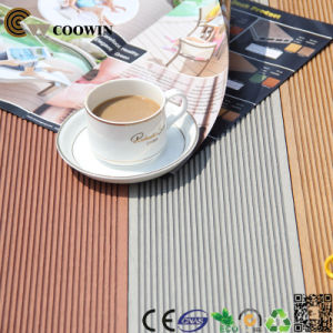 Eco-Friendly Outdoor Wood Plastic Composite Decking/Floor (TS-01) pictures & photos