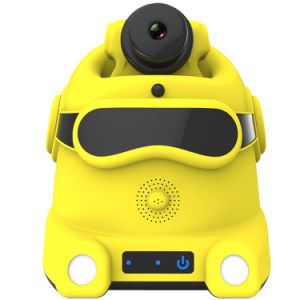 Security Surveillance Camera Monitoring Robot pictures & photos