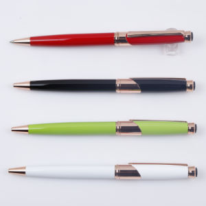 High Quality Customized Metal Pen with Logo for Gift (TC-3298B)
